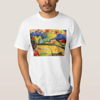Gauguin Tahitian Landscape T-shirt