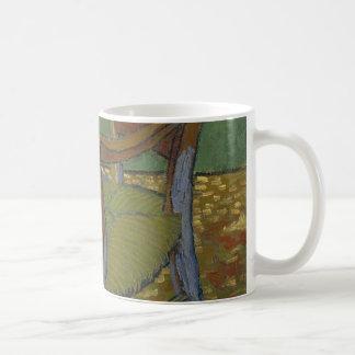 Gauguin's chair coffee mug