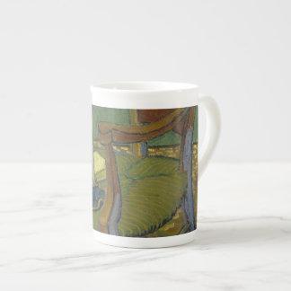 Gauguin's chair bone china mug