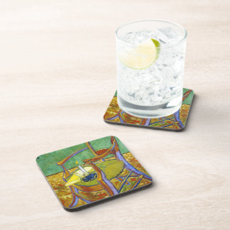Gauguin's Chair vincent van gogh painting Coasters