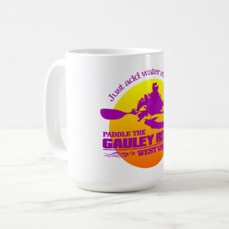 Gauley River (Sunset) Coffee Mug