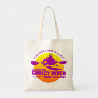 Gauley River (Sunset) Tote Bag