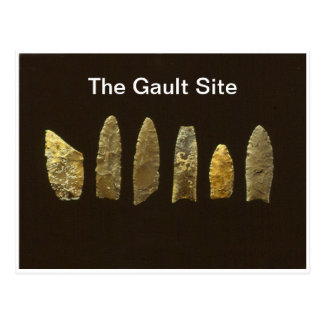 Gault Site Postcards