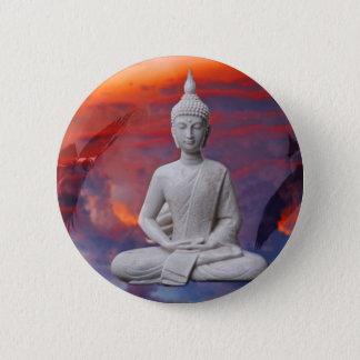 Gautama Siddhartha Buddha 2 Inch Round Button