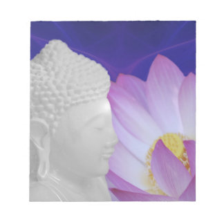 Gautama Siddhartha Buddha Notepad