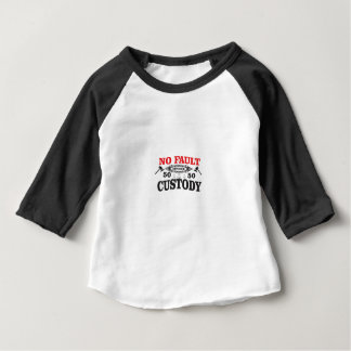 gavel divorce 50 50 custody baby T-Shirt