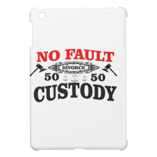 gavel divorce 50 50 custody case for the iPad mini