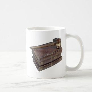 GavelVolumesLawBooks042113.png Coffee Mug