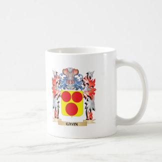 Gavin Coat of Arms - Family Crest Coffee Mug