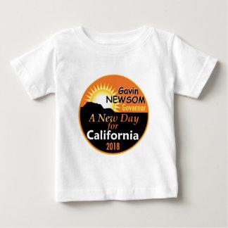 Gavin NEWSOM Governor 2018 Baby T-Shirt