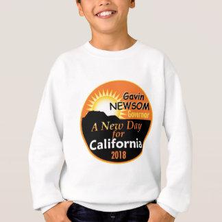Gavin NEWSOM Governor 2018 Sweatshirt