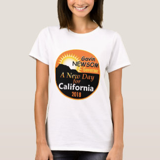 Gavin NEWSOM Governor 2018 T-Shirt