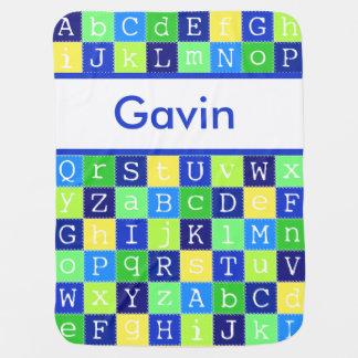 Gavin's Personalized Blanket
