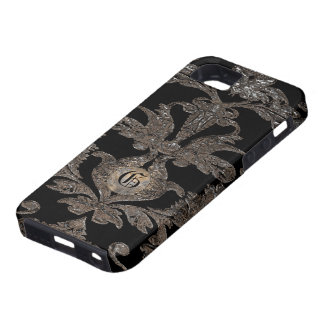 Gavreau Nate Damask Victorian Fantasy Case For The iPhone 5