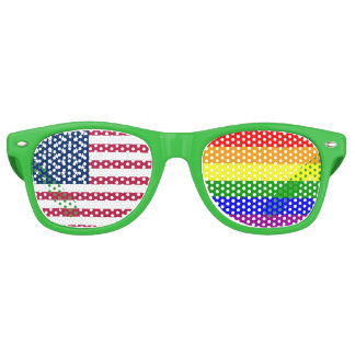 Gay American* Party Shades