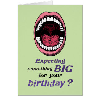 Gay Birthday Alternate Verse Card