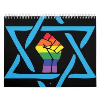 Gay Black Jewish Calendars