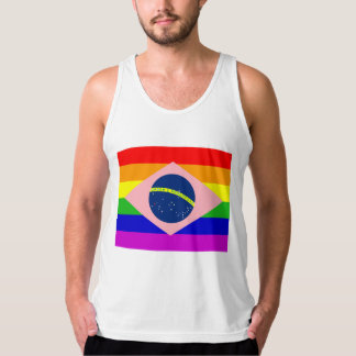 GAY BRAZIL Jersey Tank Top