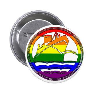 Gay Cruise 2 2 Inch Round Button