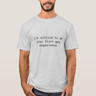 Gay Experience T-Shirt