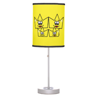 Gay family - Women - Queens - Abajur Table Lamp