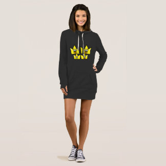Gay family - Women - Queens - Moletom Dress