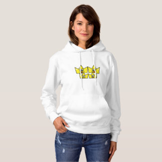 Gay family - Women - Queens - Moletom Pointed hood Hoodie