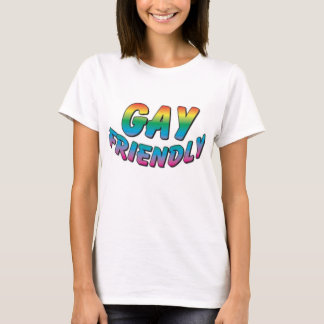 Gay Friendly T-Shirt