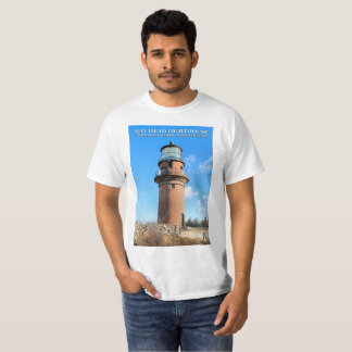 Gay Head Lighthouse, Martha's Vineyard MA T-Shirt