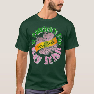 Gay Irish St Patrick's day T-Shirt