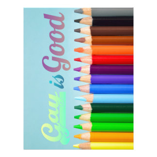 Gay is Good Design Letterhead