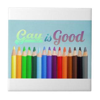 Gay is Good Design Tile