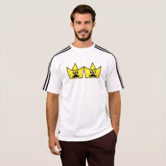 Gay King Crown King Crown Adidas T-Shirt