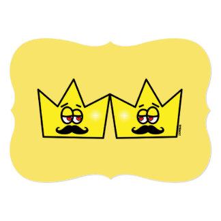 Gay King Crown King Crown Card