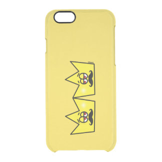Gay King Crown King Crown Clear iPhone 6/6S Case