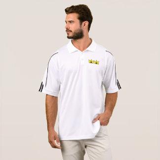 Gay King Crown King Crown Polo Shirt