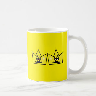 Gay King Rei Crown Coroa Coffee Mug