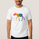 Gay & Lesbian Pride Canada Moose T-shirt