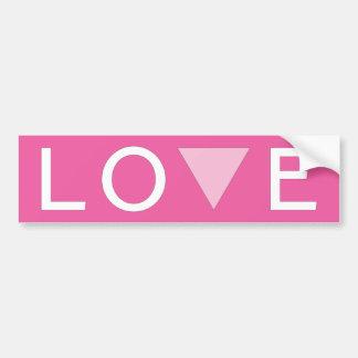 Anti lesbian bumper stickers