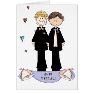 gay marriage card