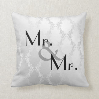 GAY  Marriage GIFT PILLOW