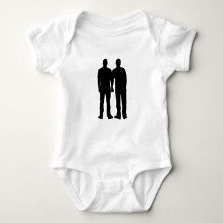 gay men baby bodysuit