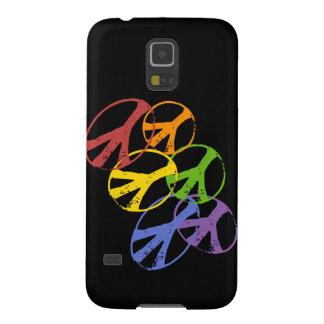 Gay Peace Symbol Samsung Nexus QPC Cases For Galaxy S5