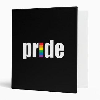 Gay Pride Avery Binder
