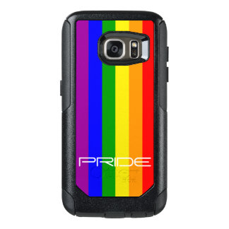 Gay Pride Cool and Classic Pride Rainbow Flag OtterBox Samsung Galaxy S7 Case