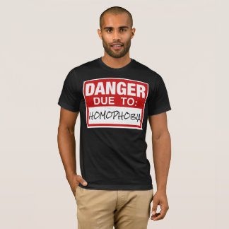 """Gay Pride """"Danger Due To Homophobia"""" Statement Top"""