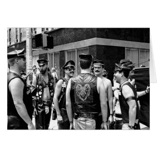 Gay Pride Day NYC. 1989 Card