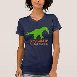 Gay pride - Fagasaurus Tee Shirts