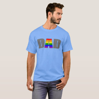 Gay Pride Gay Parents Gay Dads T-Shirt