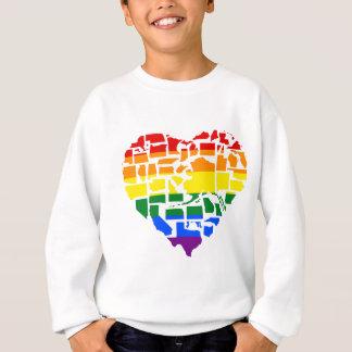 Gay Pride In All 50 States Sweatshirt